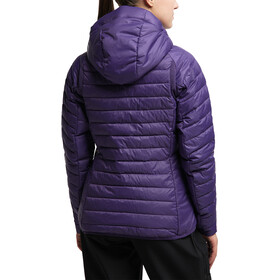 Haglöfs Spire Mimic Hood Women, purple rain